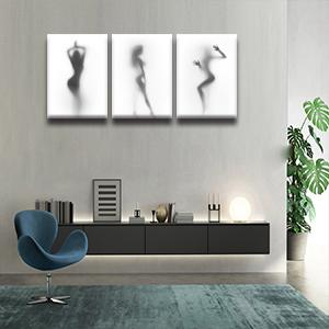Amazon.com: JiazuGo Bathroom Wall Decor Farmhouse Art
