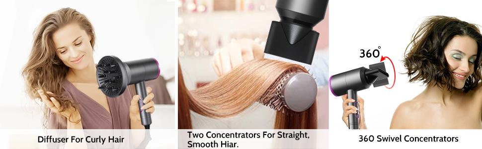 Wire Hair Dryer