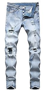 street jeans for men
