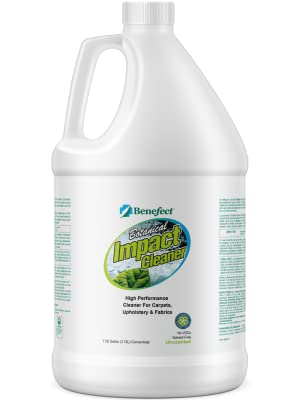 benefect natural botanical carpet upholstery fabric disinfectant cleaner