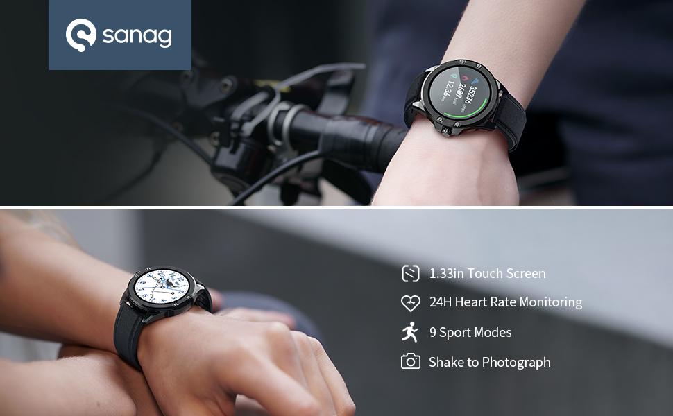 smart watch sanag