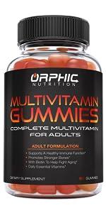 Gummy vitamins,Gummy vitamins for women, Multivitamin for women gummies, Mens multivitamin gummies