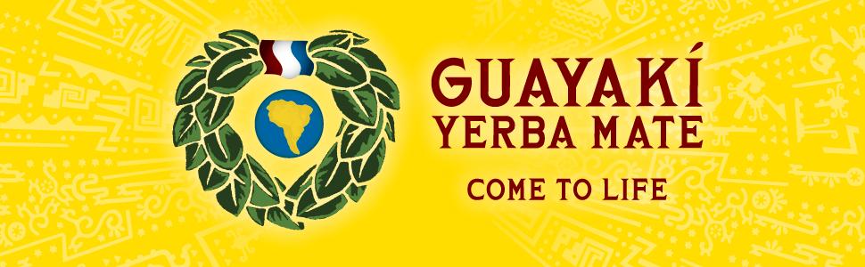 guayaki, herbal tea, yerbamate