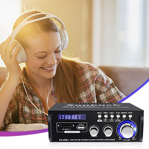 High Quality Amplifier Audio