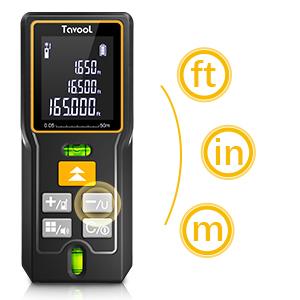 laser measuring device