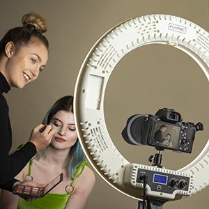 Fovitec Ring Light for Beauty/Make Up