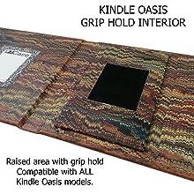 Improved Kindle Oasis Case Design