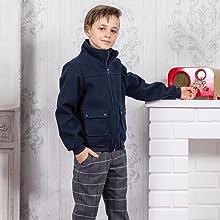 Pattern - Hunter - Stitching - Boy