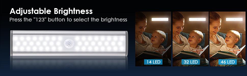 led light for kitchen cabinets