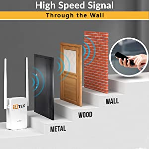 wifi signal booster wifi extender range booster repeater
