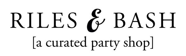 Riles & Bash, party shop, pinatas, balloons