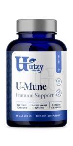 immune support, elderberry