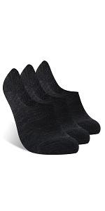 No Show Socks for Women, Zonent Merino Wool Socks Athletic Socks