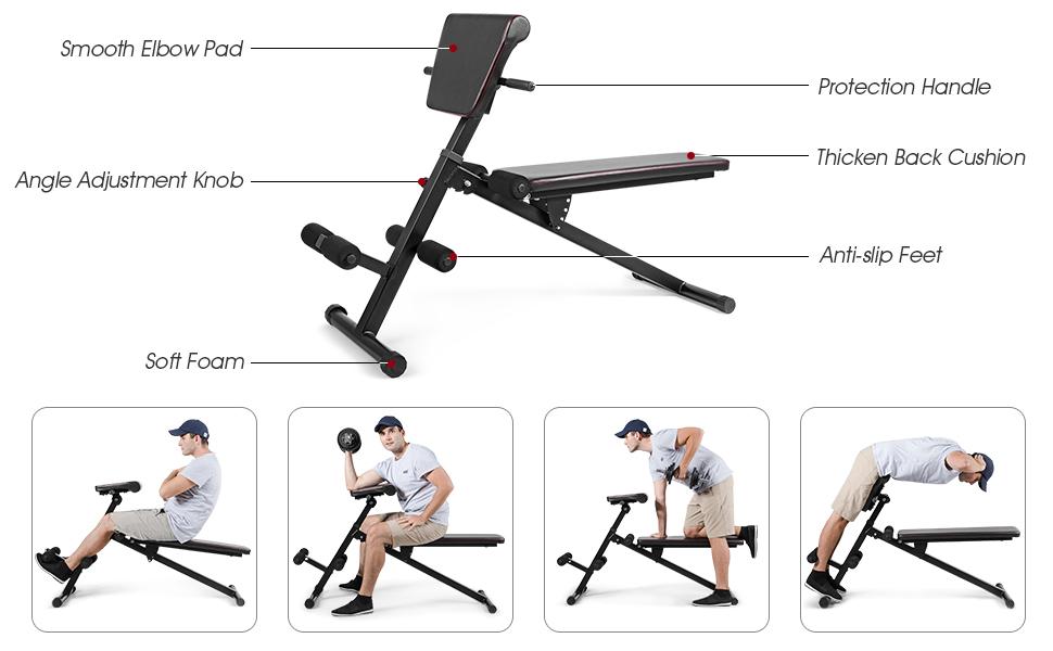 Multi-Workout Bnech