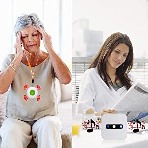 room monitors for adults elderly emergency call button alert systems for seniors mobile