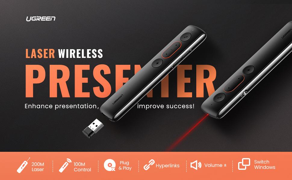 UGREEN Wireless Presenter