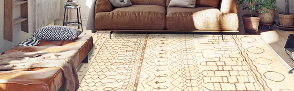 moroccan rugs, handknotted, handmade wool rugs