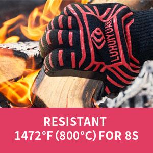 Heat Resistant up