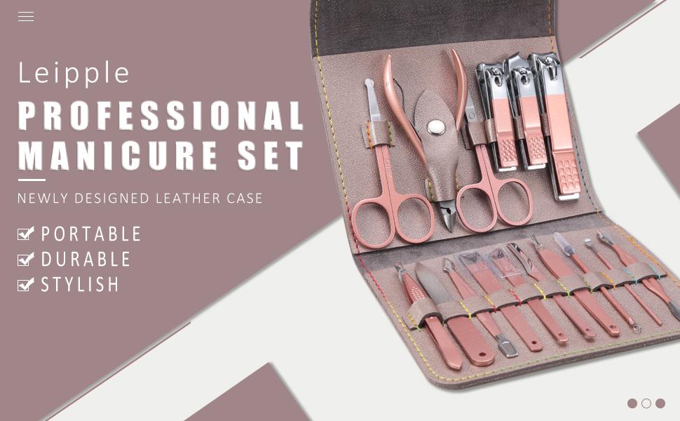 leipple manicure set