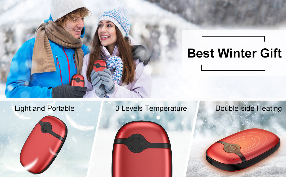 Rechargeable Hand Warmers
