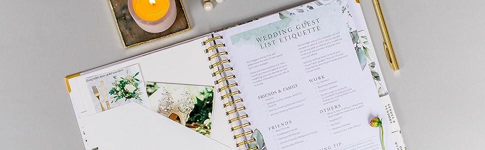 usa wedding organizer book