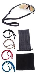 sunglass straps glasses teen retainer sports kids eyewear active fitness antislip sweat croakies