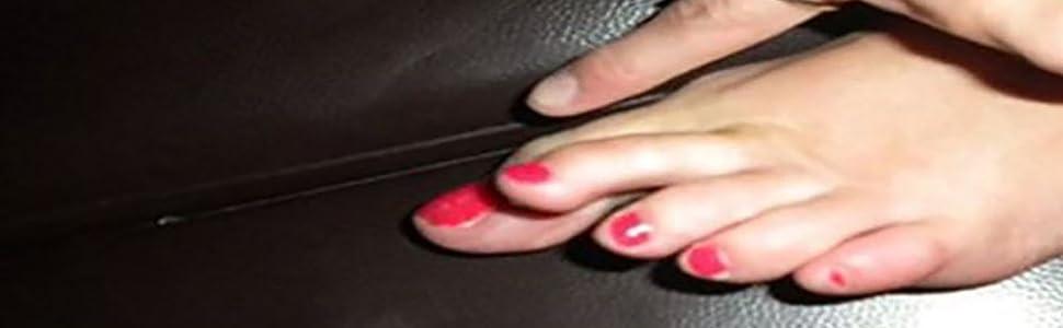 toe straighteners, toe separator, toe brace, toe splint, toe tape, hammer toes, hammer toe, mallet