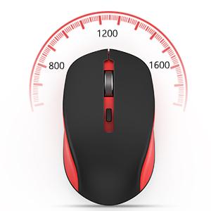 DPI mouse