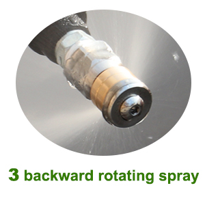 rotating nozzle