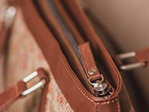 100% vegan leather handbags for women