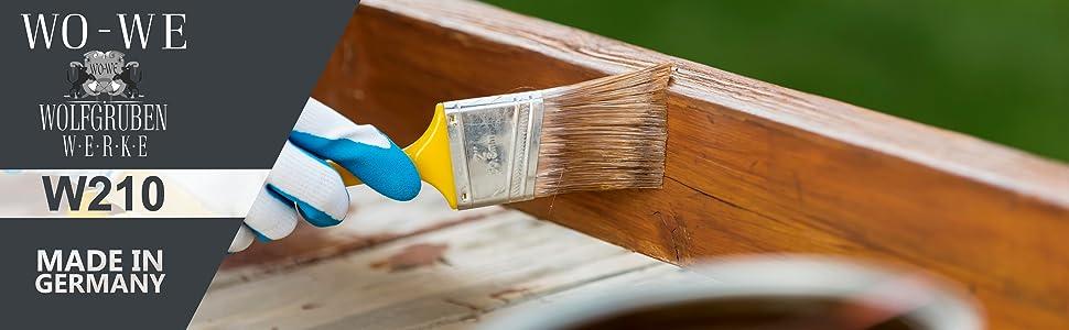 Aceite de linaza hervido natural para protección y cuidado de la madera W210-10L: Amazon.es: Bricolaje y herramientas