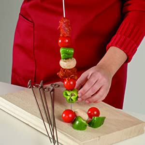 Skewers For Grilling