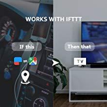 IFTTT Smarr tv control
