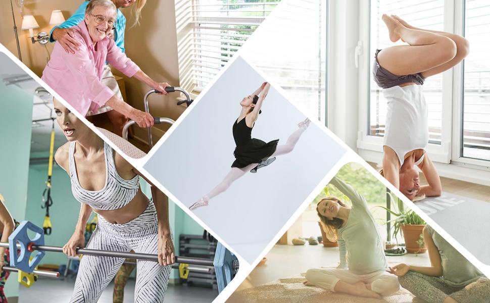 sports yoga athletic free dance ballet socks