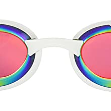 New Wave Swim Goggles Fit with Ease Four interchangeable nose bridges