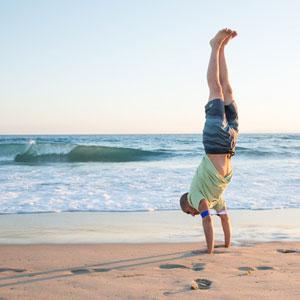 Handstand, Inversions, Yoga strap, Adhomukhavrksasana