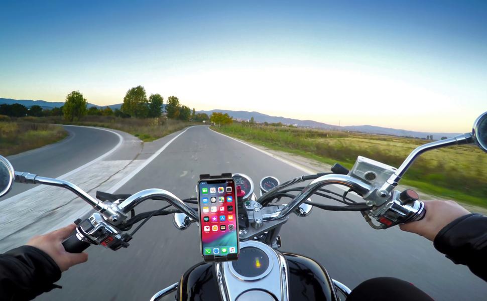 bike tablet mount