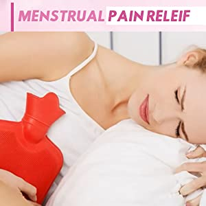 natural period pain relief