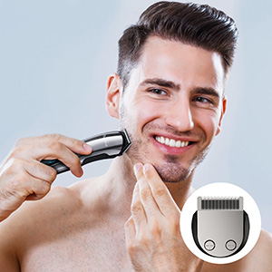 Beard trimmer Hair Clippers for Men Cordless Professional Hair Clippers with Beard Trimmer for Men