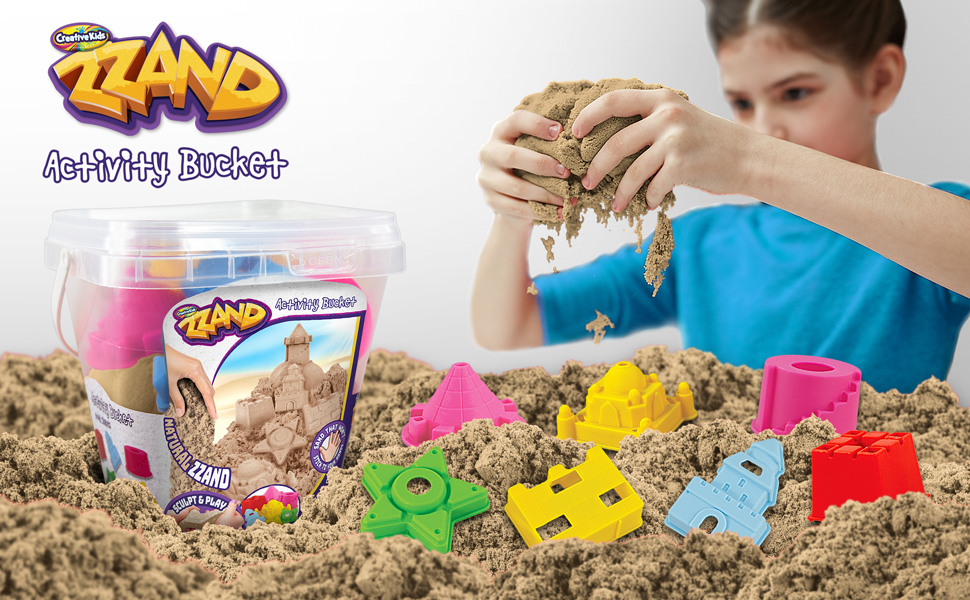 SAND ACTIVITY BUCKET KIT