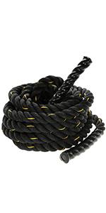 Corde Ondulatoire Battle Ropes