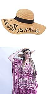 women straw hats