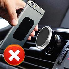 car phone cup