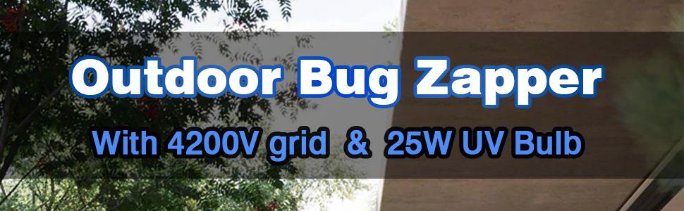 bug zapper outdoor