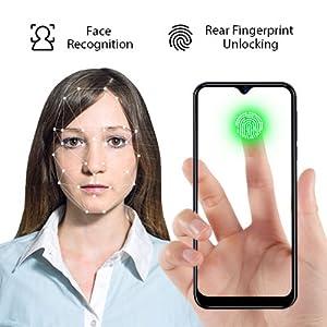Face ID + Fingerprint Unlock
