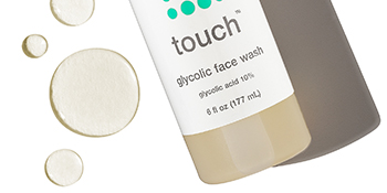 Touch Glycolic Acid Face Wash