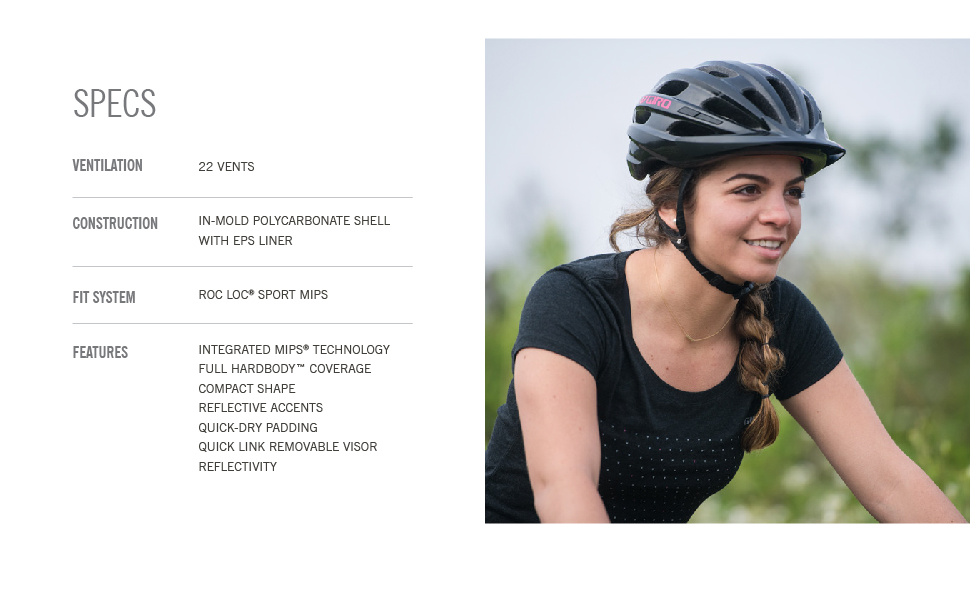 register mips helmet specs