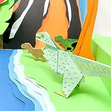 PepMelon JB33003 Adventure Juegos de manualidades - Kit manualidades para niños de 6 a 8-10 años, caja de artesanía para niñas, manualidades ...