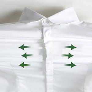 fashioin bamboo shirts for men long sleeve wrinkle free