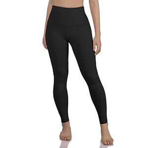 High-Waist Full Length Yoga Pants